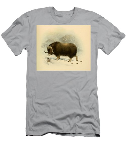 Wildoxensheepgo Men's T-Shirt (Athletic Fit)