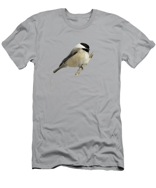 Willow Tit Men's T-Shirt (Slim Fit) by Bamalam  Photography