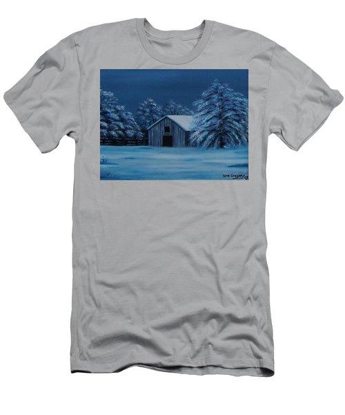 Windburg Barn 2 Men's T-Shirt (Athletic Fit)