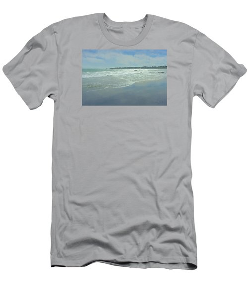 Windsurfer Little Compton, Ri Men's T-Shirt (Athletic Fit)