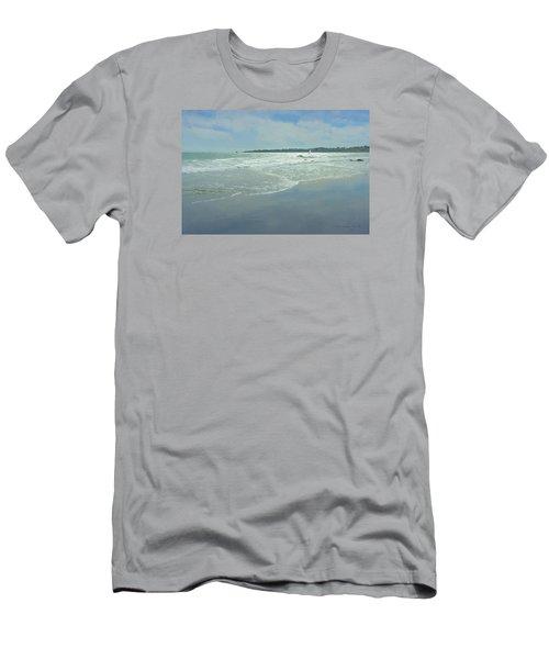 Windsurfer Little Compton, Ri Men's T-Shirt (Athletic Fit)