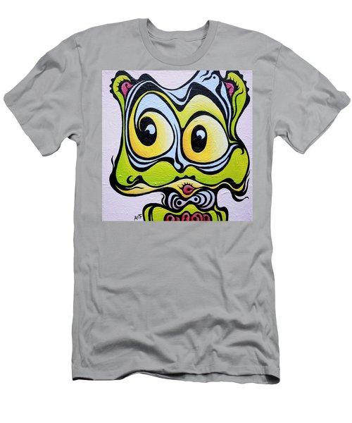 Windy Cindy Men's T-Shirt (Athletic Fit)