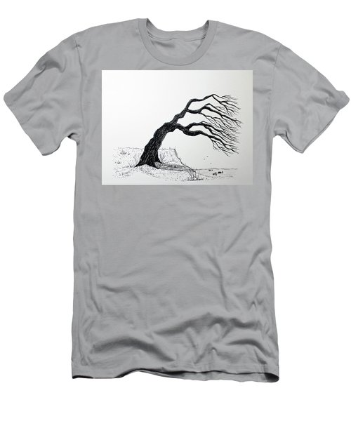Windy Guide Men's T-Shirt (Athletic Fit)
