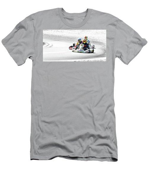 Wingham Go Karts 04 Men's T-Shirt (Athletic Fit)