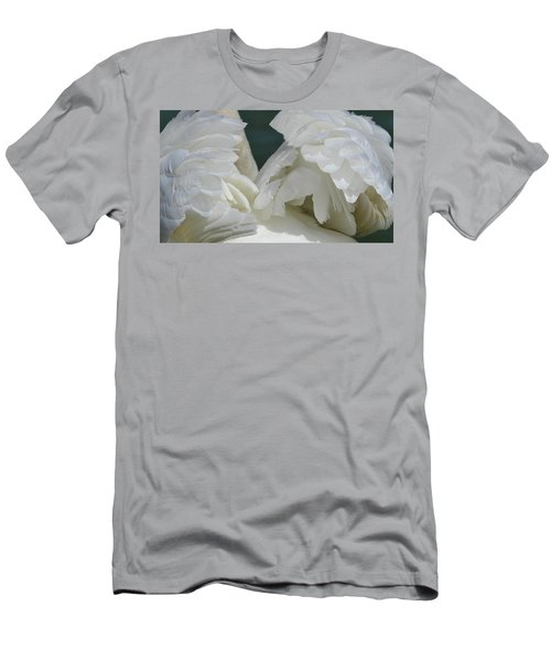 Wings Of White Men's T-Shirt (Athletic Fit)