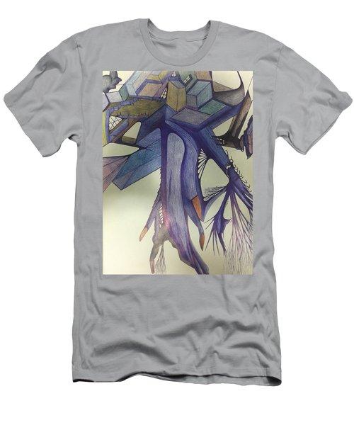 Winp Men's T-Shirt (Athletic Fit)