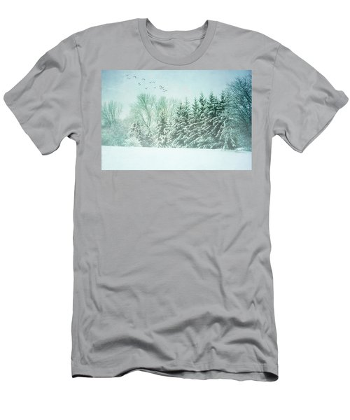 Winter's Watch Men's T-Shirt (Athletic Fit)