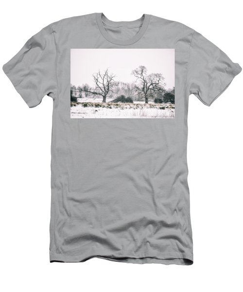 Wintery Morning Men's T-Shirt (Athletic Fit)
