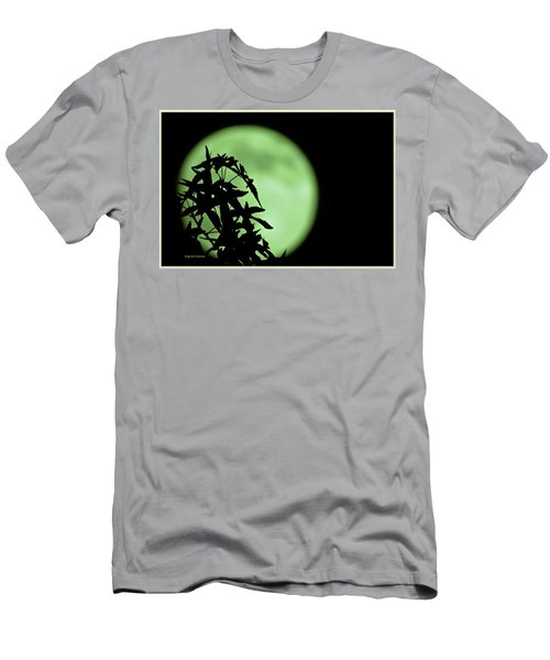 Men's T-Shirt (Slim Fit) featuring the photograph Witching Hour by DigiArt Diaries by Vicky B Fuller