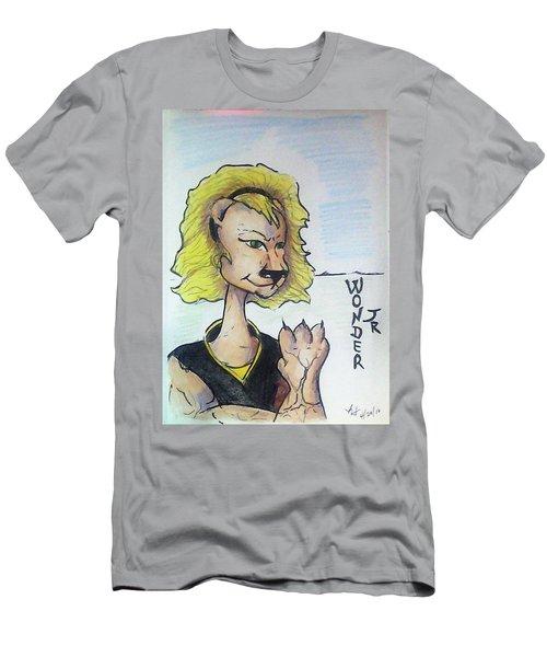 Wonder Jr Men's T-Shirt (Athletic Fit)