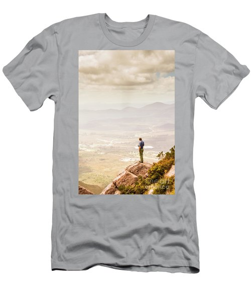 Wondrous Western Tasmania Men's T-Shirt (Athletic Fit)