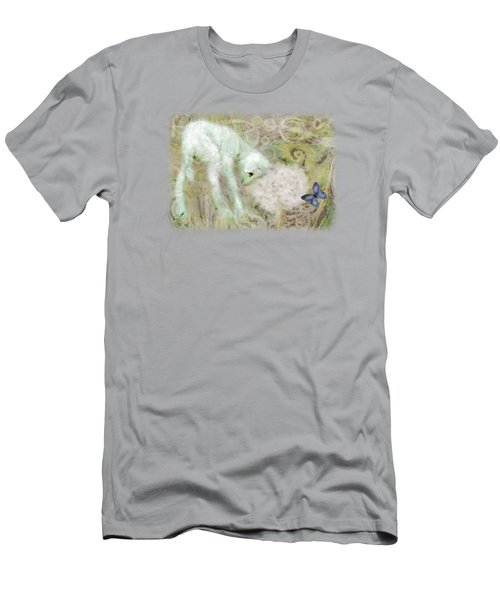 Worthy Is The Lamb Men's T-Shirt (Athletic Fit)