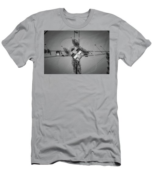 X Marks The Spot Men's T-Shirt (Athletic Fit)