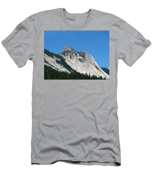 Yak Peak Men's T-Shirt (Slim Fit) by Will Borden
