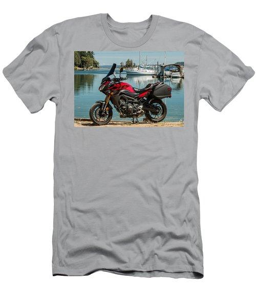 Yamaha Fj-09 .3 Men's T-Shirt (Athletic Fit)