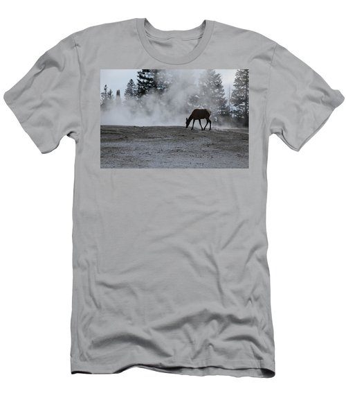 Yellowstone 5456 Men's T-Shirt (Athletic Fit)
