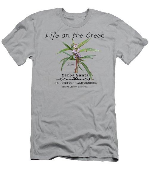 Yerba Santa Men's T-Shirt (Athletic Fit)