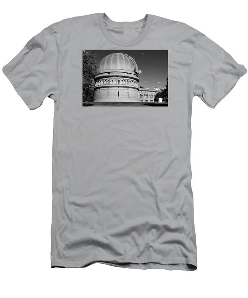 Men's T-Shirt (Slim Fit) featuring the photograph Yerkes Observatory  by Ricky L Jones