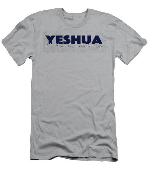 Yeshua John 14 Men's T-Shirt (Athletic Fit)
