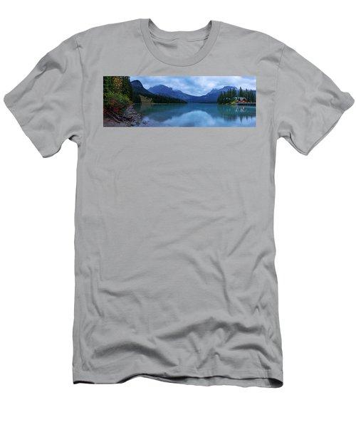 Men's T-Shirt (Slim Fit) featuring the photograph Yoho by Chad Dutson