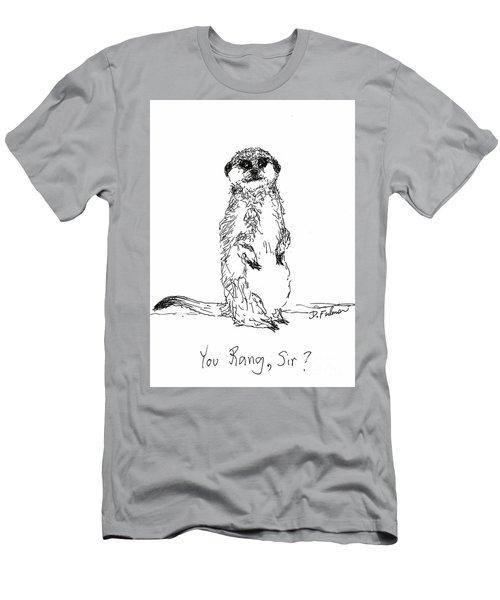 You Rang, Sir? Men's T-Shirt (Athletic Fit)