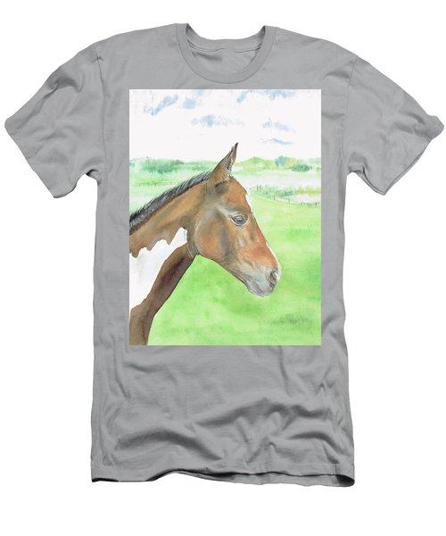 Young Cob Men's T-Shirt (Athletic Fit)
