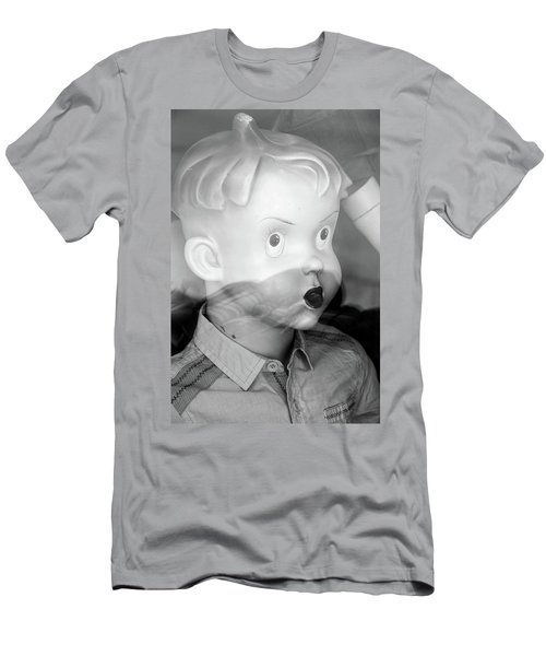 Young Willy Men's T-Shirt (Slim Fit) by Jez C Self