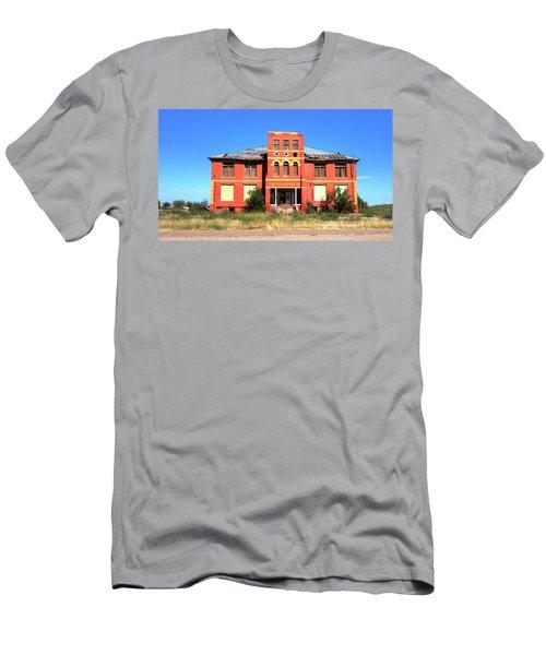 Yoyah School House Men's T-Shirt (Athletic Fit)