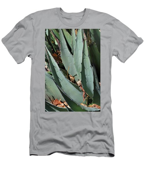 Yucca Leaves Men's T-Shirt (Athletic Fit)