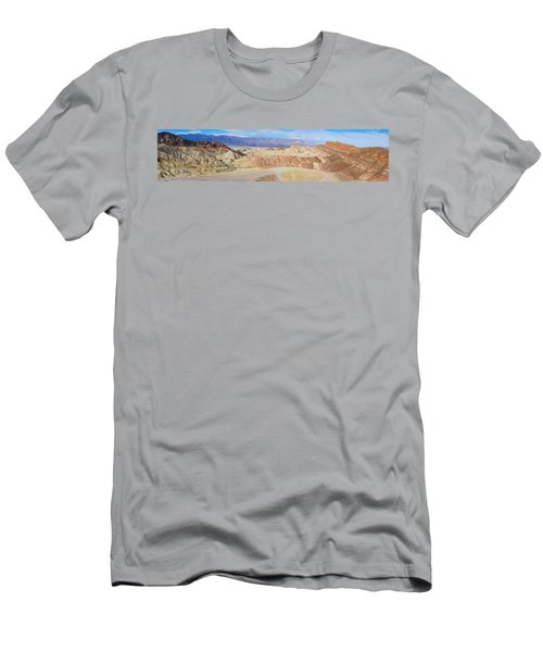 Zabriski Point Panoramic Men's T-Shirt (Athletic Fit)