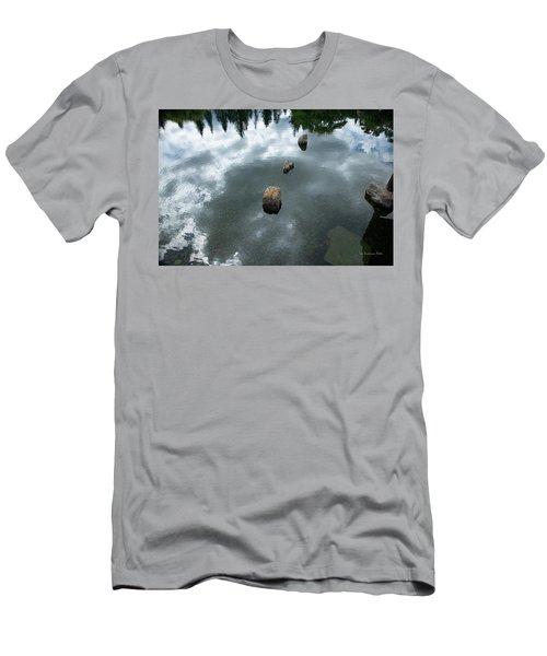 Zen Moment Men's T-Shirt (Athletic Fit)