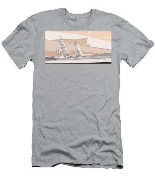C-class Yachts  Men's T-Shirt (Athletic Fit)