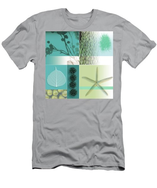 Men's T-Shirt (Athletic Fit) featuring the photograph Cipher I by Mark Shoolery