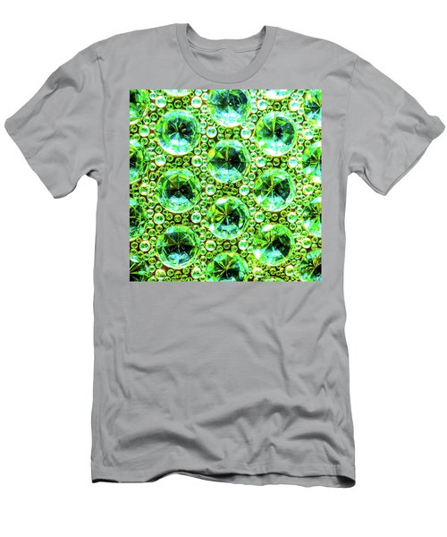 Cut Glass Beads 2 Men's T-Shirt (Athletic Fit)