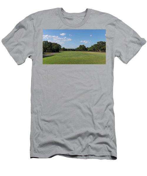 Hole #1 Men's T-Shirt (Athletic Fit)