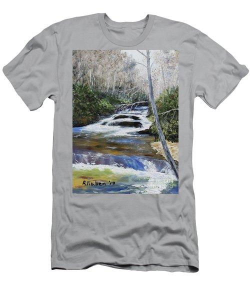 Horsepasture River Men's T-Shirt (Athletic Fit)