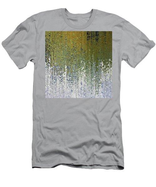 John 15 5. Abide In Me Men's T-Shirt (Athletic Fit)