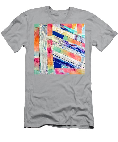 Out Of Site, Out Of Mind Men's T-Shirt (Athletic Fit)