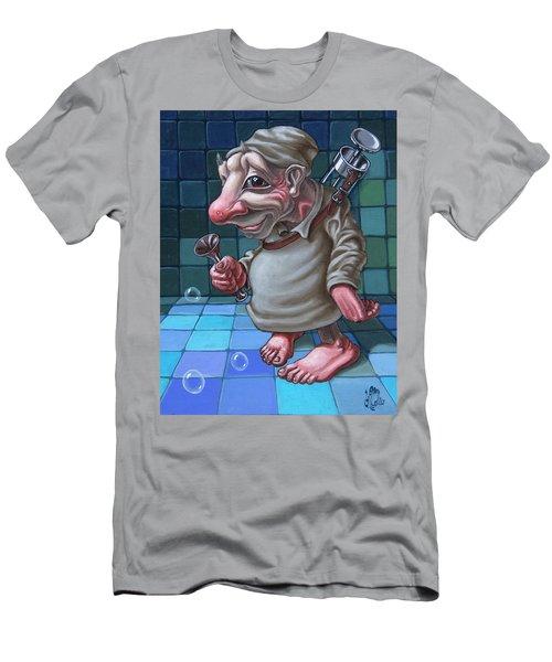 Paramedic Men's T-Shirt (Athletic Fit)