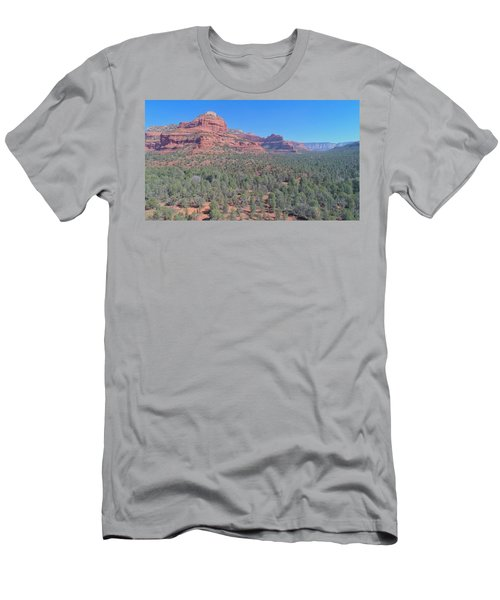 S E D O N A Men's T-Shirt (Athletic Fit)