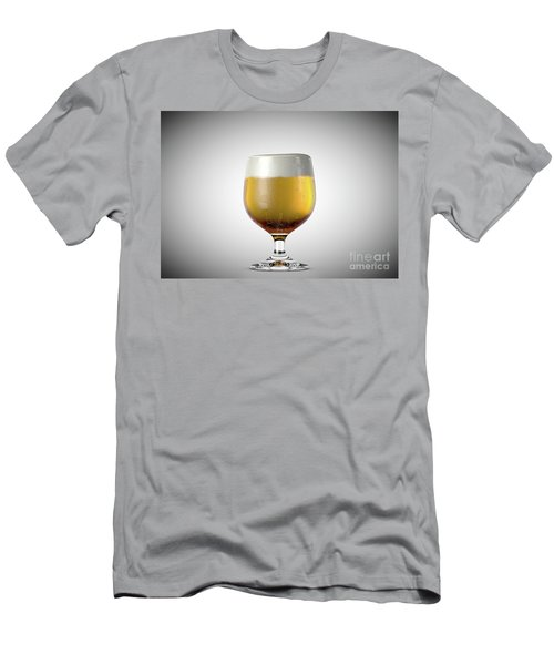 Snifter Beer Pint Men's T-Shirt (Athletic Fit)