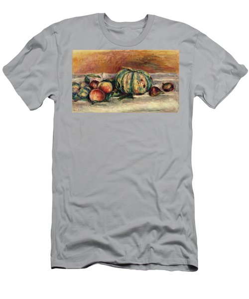 Still Life With Melon Men's T-Shirt (Athletic Fit)