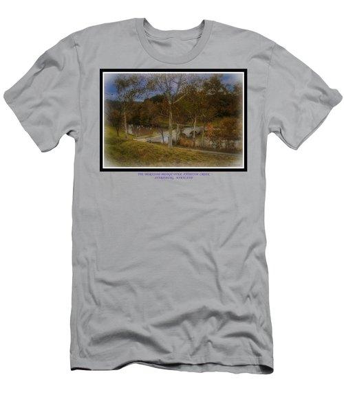 121518-2 Men's T-Shirt (Athletic Fit)