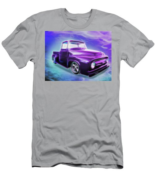1956 Ford Truck Men's T-Shirt (Athletic Fit)