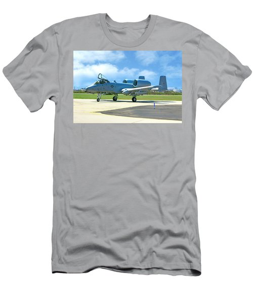 A-10 Warthog Men's T-Shirt (Athletic Fit)