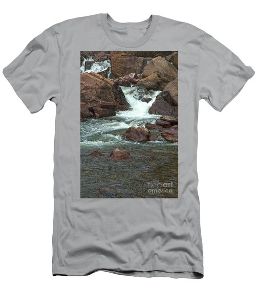 Babbling Brook Men's T-Shirt (Athletic Fit)