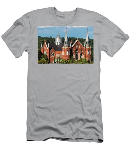 Sacred Heart Cultural Center - Augusta Ga Men's T-Shirt (Athletic Fit)