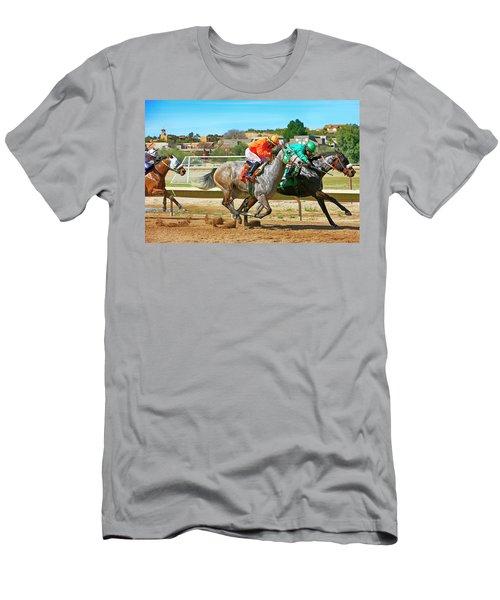 Rillito Park, Tucson Az Men's T-Shirt (Athletic Fit)