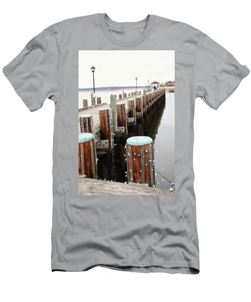 Northport Dock Men's T-Shirt (Athletic Fit)