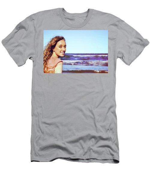 6DE Men's T-Shirt (Athletic Fit)